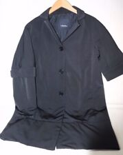 'S Max Mara  Coats & Jackets Removable Sleeve Black Size CA 6