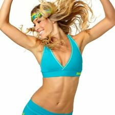 Authentic New Zumba Tribe V - Bra Top  size ~ XL, 2XL ~ NWT*