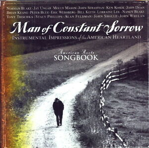 Americana Roots Songbook: Man of Constant Sorrow (CD...
