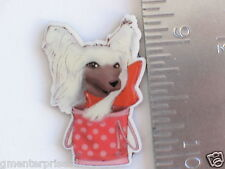 Chinese Crested Dog Pin Limited Edition *Cute!*