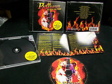 PAT TRAVERS Blues on Fire CD Nobody's fault but mine Easy Rider Black Dog Blues