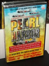 America's Darkest Day: Pearl Harbor (DVD) Over 3 1/2 Hours Of Pearl Harbor! NEW!