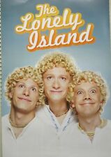 THE LONELY ISLAND 2011 TURTLENECK&CHAIN PROMOTIONAL POSTER ~NEW/MINT CONDITION~
