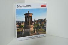 Harenberg Sehnsuchtskalender Postkartenkalender Schottland 2020