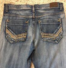 Carbon Men's Jeans Sz. 33x32 Style Ethan Loose Fit