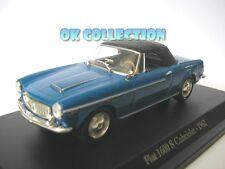 1:43 FIAT 1600 S CABRIOLET - (1962) _ (95)