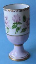 HUTSCHENREUTHER Art Deco ACHTZIGER Design Porcelain Winery Goblet MAGNOLIA VASE