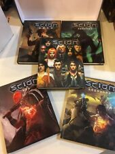 Scion RPG Book Lot White Wolf Hero, God, Demigod, Ragnarok