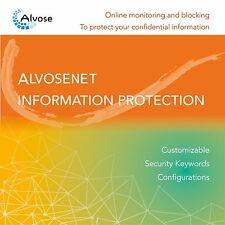 Alvosenet Information Protection Software --online monitoring, internet security