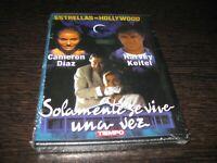 Soltanto Vive Una Volta DVD Cameron Diaz Harvey Keitel Sigillata Nuovo
