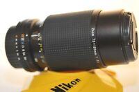 Nikon Zoom 75-150mm 3.5 AI-S Series E lens for FG N2000 F3 HP FM2N FA FE2 F-301