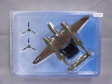 America Lockheed P-38J 1/100 Scale War Aircraft Japan Diecast Display vol150