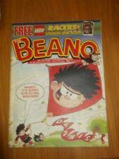 BEANO #3063 31ST MARCH 2001 BRITISH WEEKLY DC THOMSON COMIC