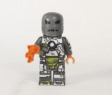 Custom - Ironman Mark 1 v3 - Marvel Super heroes minifigures on lego bricks