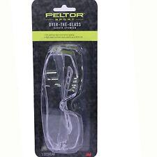 Peltor 47030-PEL-6 Peltor Sport Over-The-Glass Eyewear Clear