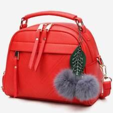Women's Fashion Leather Shoulder Bag Purses Bags Ladies Spring Messenger Bags LE