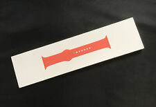GENUINE Apple Watch Sport Band Strap  44mm /42mm CLEMENTINE New /sealed