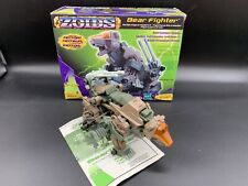 Zoids Bear Fighter Assembled / Built Complete In Box!