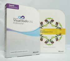 Microsoft Visual Studio 2010 Professional - Upgrade-Bundle - Deutsch - NEU -