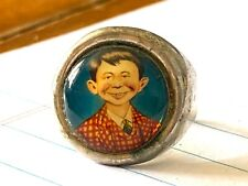 ALFRED E. NEUMAN 1960s RING