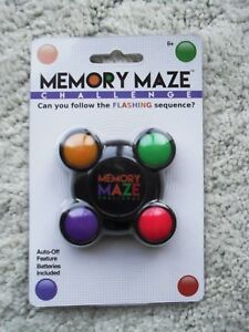 Funtime Memory Maze Educational Toy 035594002673