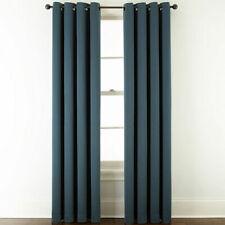 """JCPenney Home Cosmic Dust Mckenna Room Darkening Grommet Curtain Panel, 50""""x72"""""""