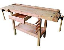 Vigor 4894510 Banco trabajo de madera Marrón