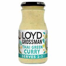 Loyd Grossman Thai Green Curry Sauce