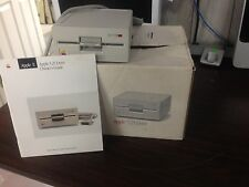 Apple IIE 5.25 Drive with Manual and Original box--Tested to work !!