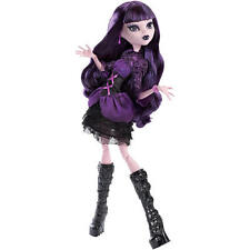 Monster High affreusement Tall Ghouls Elissabat Extra Tall Doll Brand New Boxed