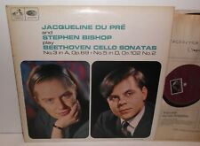 HQS 1029 Beethoven Cello Sonatas Jacqueline Du Pre Stephen Bishop