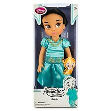 Original Disney Jasmin Animators Collection  Puppe Aladdin Prinzessin NEU OVP