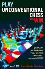 "Play Unconventional Chess and Win "" chess book , SC"