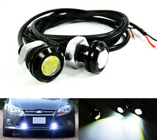 3W LED Eagle Eye Bolt On Screw Fog Driving Lamp Backup Light Car ATV Motorcycle
