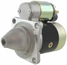 New Starter Motor for Lister Petter AC2 AC1R etc 12V 9 Tooth NSB113 191-1305