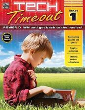 TECH TIMEOUT, GRADE 1 - THINKING KIDS (COR)/ CARSON-DELLOSA PUBLISHING LLC (COR)