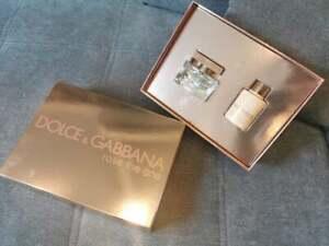 Gift box Dolce & Gabbana Rose the one 50 ml + 100 ml bodylotion