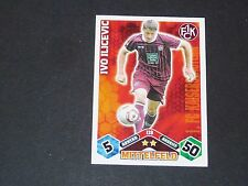 ILICEVIC 1.FCK KAISERSLAUTERN TOPPS ATTAX PANINI FOOTBALL BUNDESLIGA 2010-2011