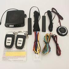 Car PKE one key start keyless entry Start Stop system automatic engine ignition