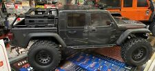 Axial 1/10 Scx10Iii Jeep Crawler Rtr Axial JL Gladiator Rubicon Gray Rc4Wd BNWB!