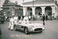 Stirling Moss Mercedes 300 SLR Winner Mille Miglia 1955 Photograph 6