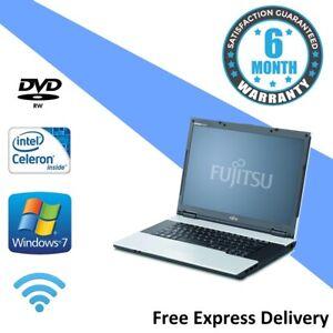Fujitsu Esprimo V6555 - Windows 7 Laptop - 1.86Ghz | 3GB | 160GB | NVIDIA 8200M