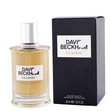 David Beckham Classic Eau De Toilette EDT 60 ml (man)