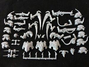 40K Tyranids : Tyranid Carnifex Upgrades : Multi Parts Listing