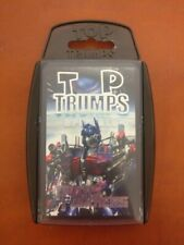 TOP TRUMPS - Transformers Card Game