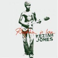 KEZIAH JONES - BEST OF: RHYTHM IS LOVE  CD 19 TRACKS POP COMPILATION NEU