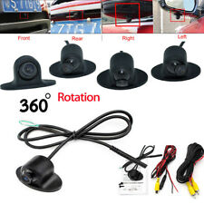 360 Degree Car Rear View Camera Reversing Backup Camera Night Vision Waterproof