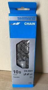NEW Shimano CN-4601 Genuine OEM Tiagra 10-Speed Bicycle Chain 116 Links