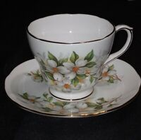 Vintage Duchess Fine Bone China Tea Cup
