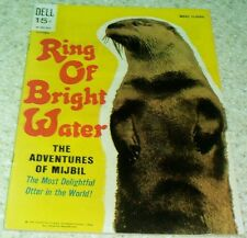 Ring of Bright Water 01-701-910, VF- (7.5) 1969 Dell File Copy! 40% off Guide